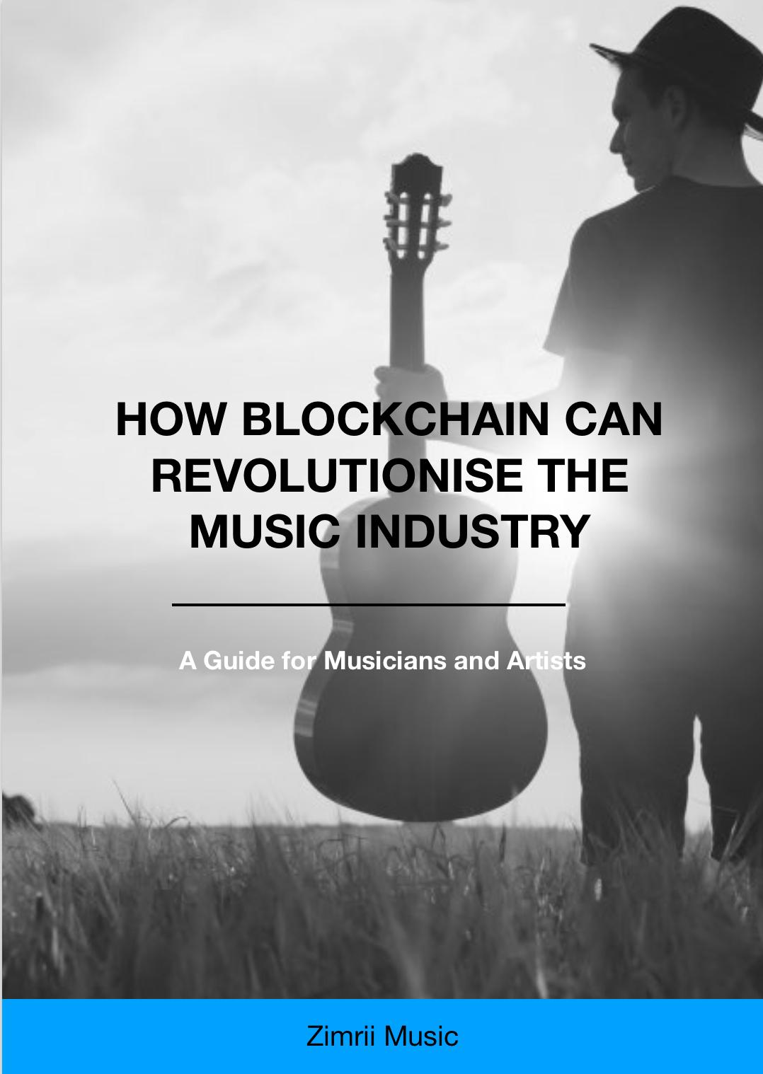 Blockchain Ebook Image