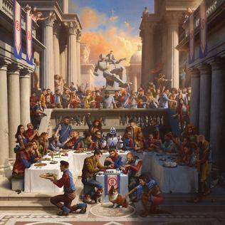 Album artworks of 2017