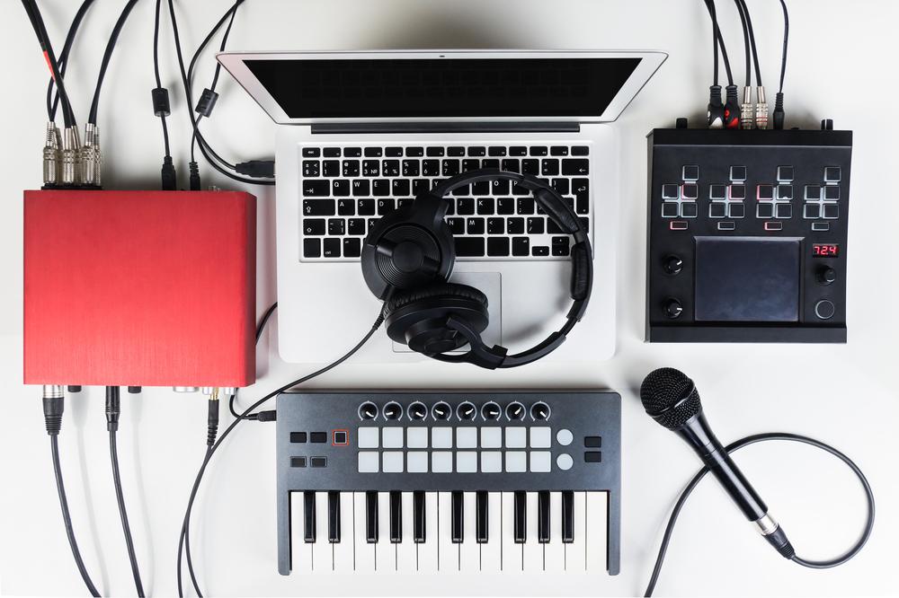 Essential home recording equipment