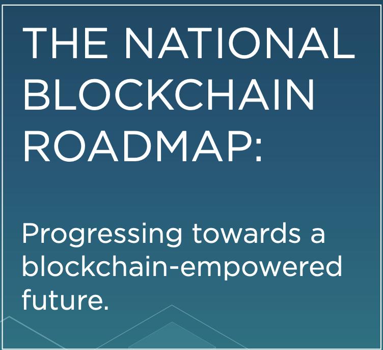Australian Blockchain Roadmap